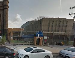 Baltimore City Detention Center-Mens Detention Center