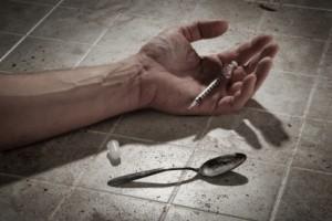 opiate overduse