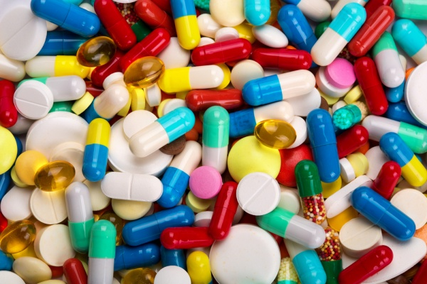 opiate pills